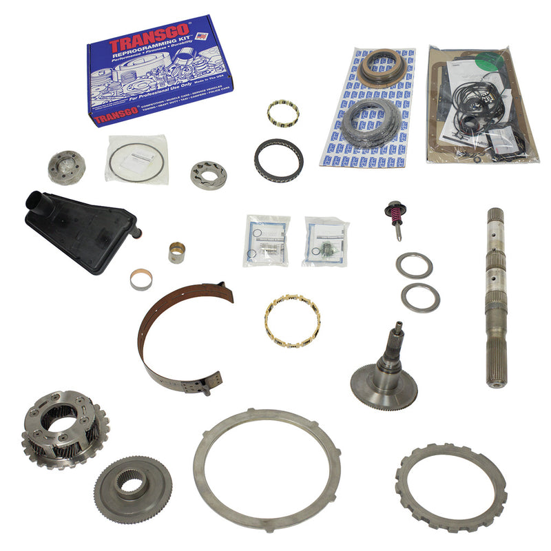 Build-It Ford E4OD Trans Kit 1990-1994 Stage 4 Master Rebuild Kit 4wd