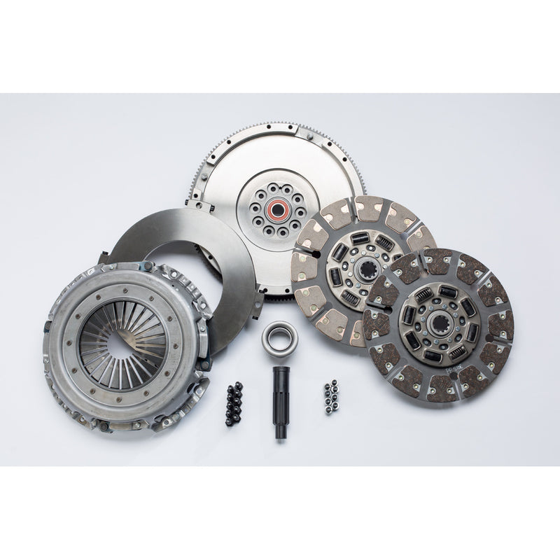 Clutch Ford Street Dual 2008-2010 6.4L 6-speed - 550-750hp/1300tq
