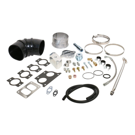 Cummins ISX Turbo Mounting & Conversion Kit (Canada) - Pre-2002 Engines