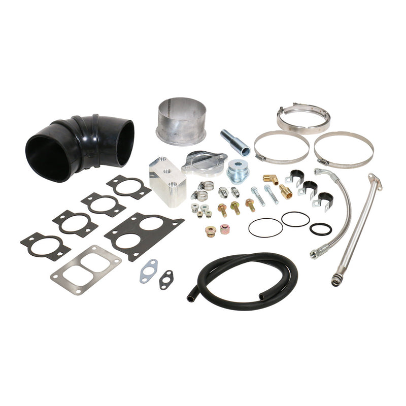 Cummins ISX Turbo Mounting & Conversion Kit (Canada)