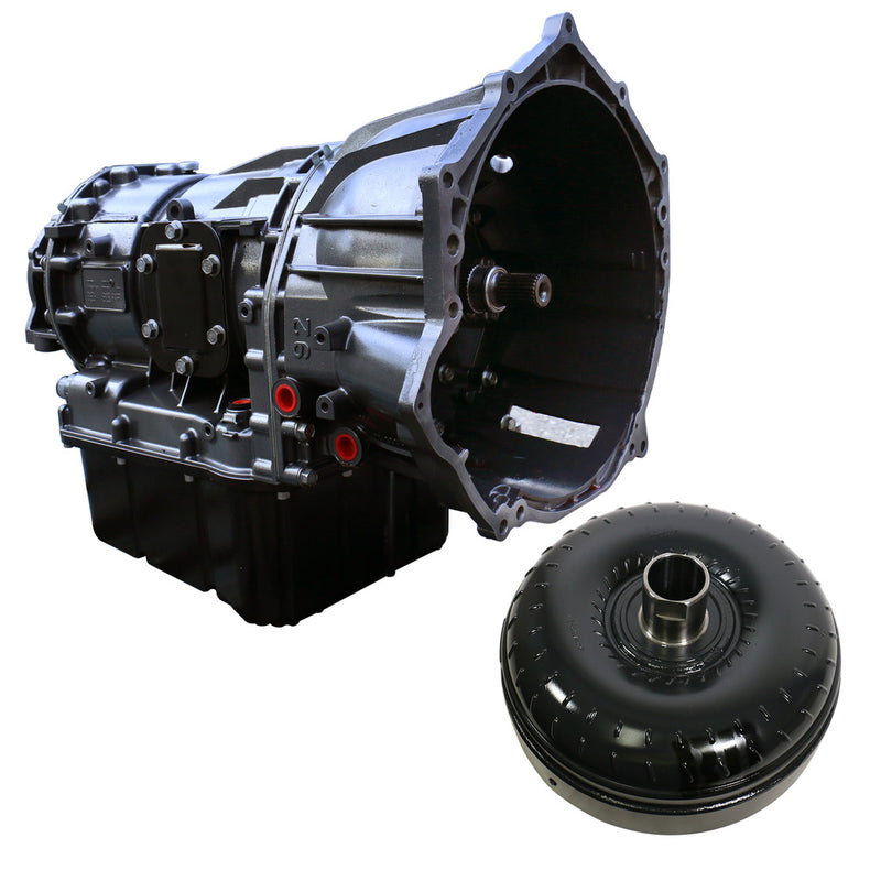 Duramax Allison 1000 Transmission & Converter Package LMM