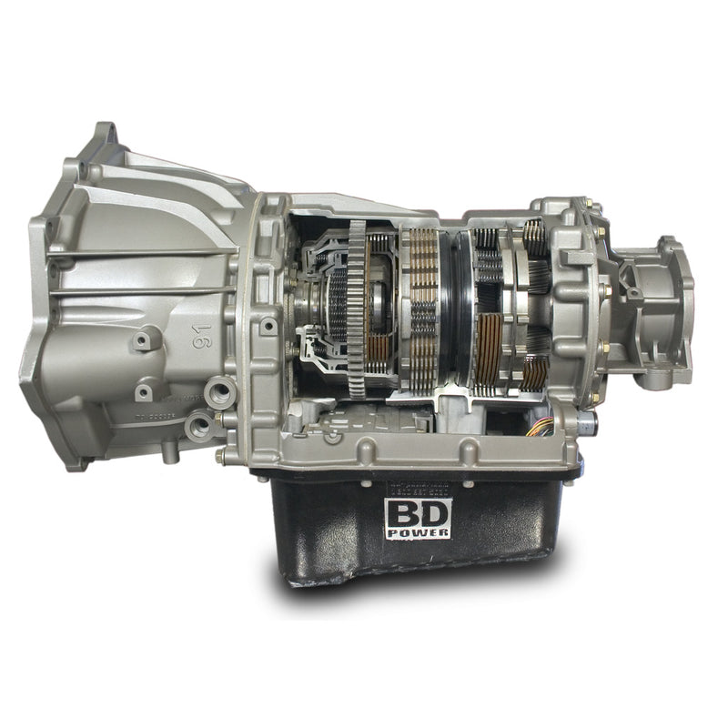Duramax Allison 1000 Transmission LBZ