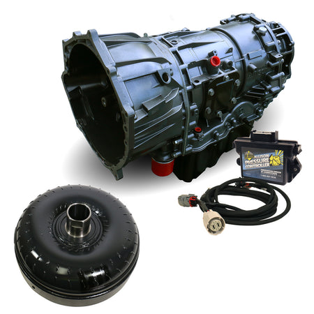 Duramax Allison Transmission & Converter Package LML