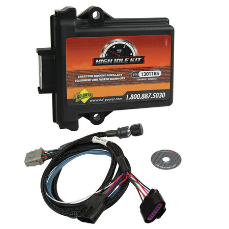 Duramax High Idle Kit 2008-2019 2500 HD / 3500 HD - 2019 4500 HD / 5500 HD / 6500 HD