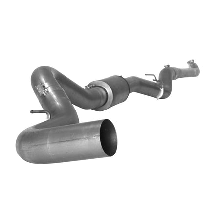 Stainless Steel Exhaust Kit Chevy Duramax 2007.5-2010 6.6L LML 5-inch EC-CC/SB-LB-Dually