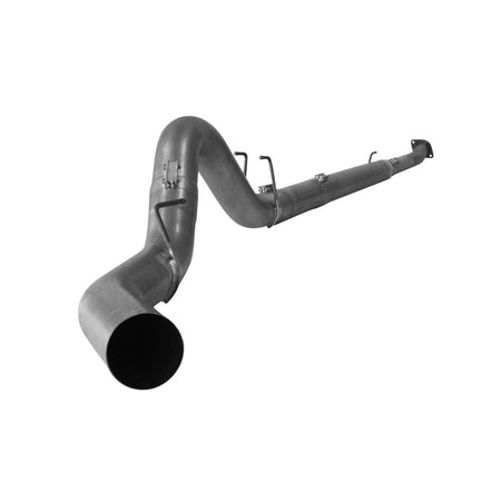 Stainless Steel Exhaust Kit Ford Powerstroke 2011-2109 6.7L F250/F350 Auto Only  5-inch No-Bungs No-Muffler