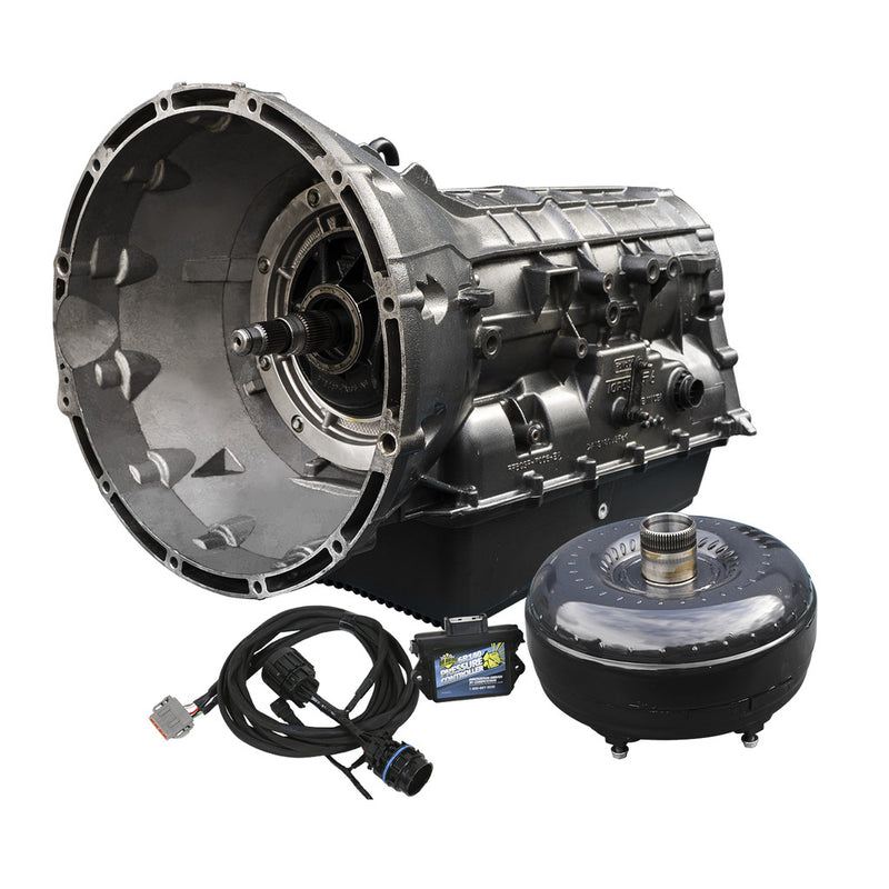 Ford 6R140 Transmission & Converter Package - 2017-2019 6.7L Power Stroke 4wd