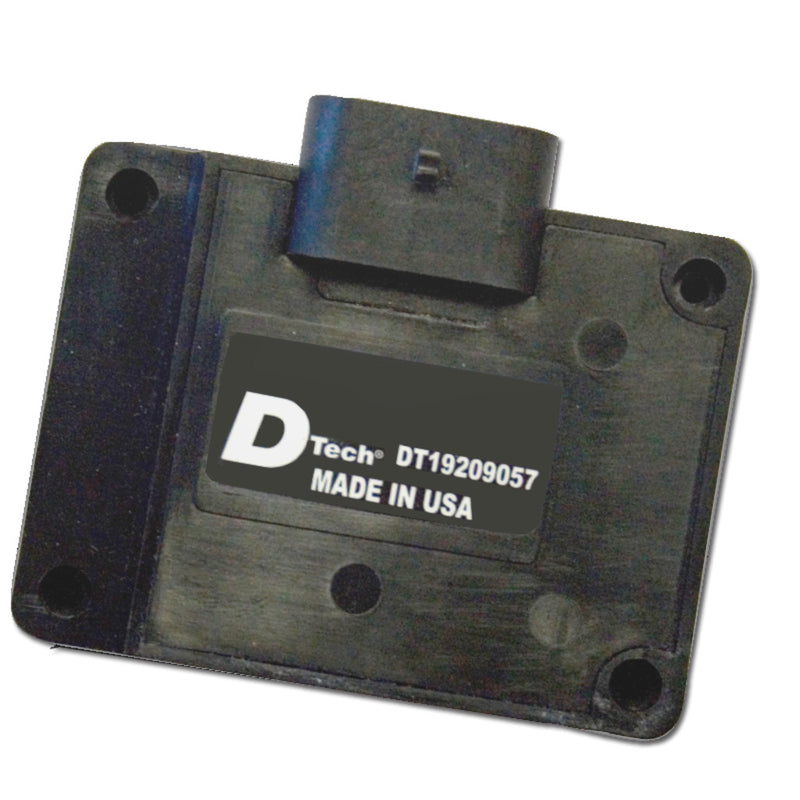 Pump Mount Driver (PMD) c/w #5 Resistor, BLACK - Chevy 1994-2000 6.5L w/DS4 Pump