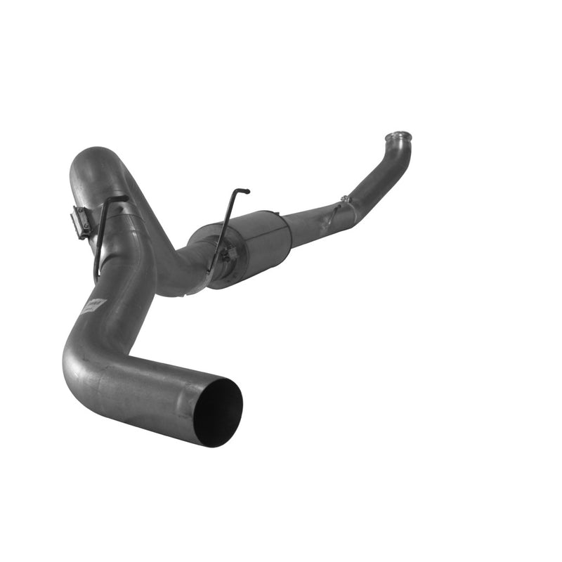 Stainless Steel Exhaust Kit Dodge Cummins 2010-2012 2500/3500 6.7L 4-inch No-Bungs