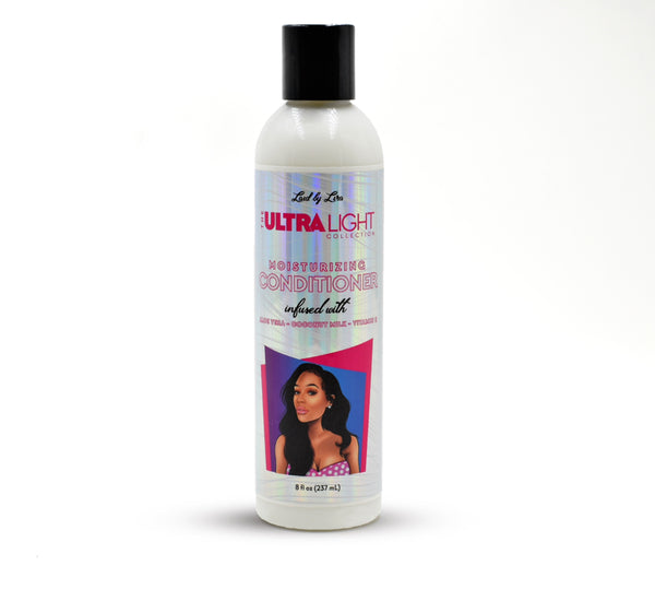 Ultralight Moisturizing Conditioner - LaidByLira