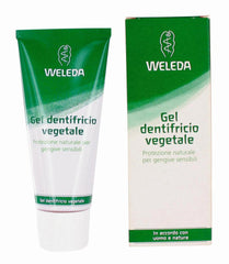 GEL DENTIFRICIO VEGETALE 75 ml