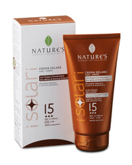 NATURE'S SUN CREMA SOLARE SPF 15  150 ml