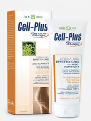 CELL-PLUS CREMA GEL EFFETTO CRIO + ACIDO IALURONICO 3 200 ml