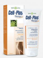 CELL-PLUS CREMA GEL FREDDA + ACIDO IALURONICO 3 200 ml