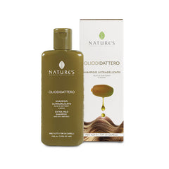NATURE'S SHAMPOO ULTRADELICATO ALL'OLIO DI DATTERO 200 ml