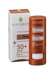 NATURE'S SUN STICK SOLARE SPF 50+    8 ml