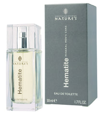 NATURE'S HEMATITE EAU DE TOILETTE 50 ml