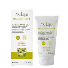 CREMA MANI BIO ALL'OLIO D'OLIVA 75 ml