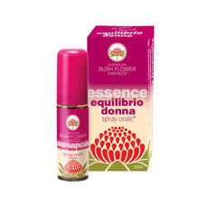BUSH FLOWER EQUILIBRIO DONNA SPRAY ORALE 20ml
