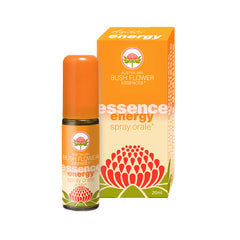 BUSH FLOWER ENERGY SPRAY ORALE 20ml