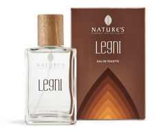 NATURE'S LEGNI EAU DE TOILETTE 50 ml