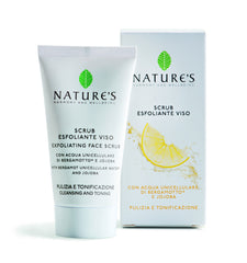 NATURE'S SCRUB ESFOLIANTE VISO 50 ml