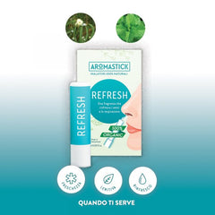 AROMASTICK REFRESH INALATORE