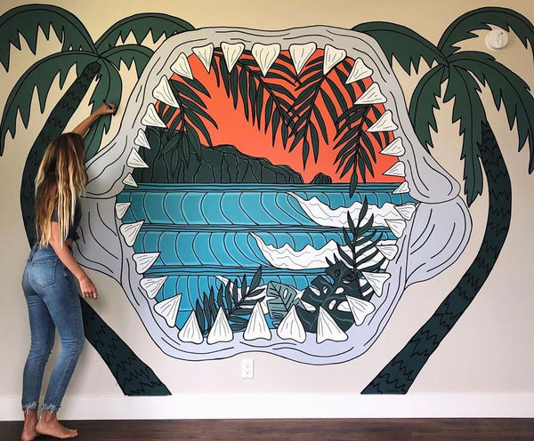 Meet Artist Lydia Manter from Hawaii
