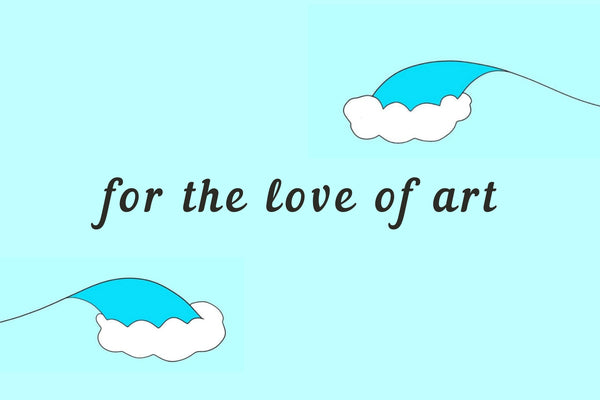For The Love Of Art with Robin Lanei