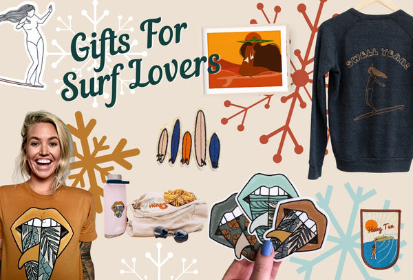 THE ULTIMATE SURFER GIFT GUIDE THIS HOLIDAY SEASON