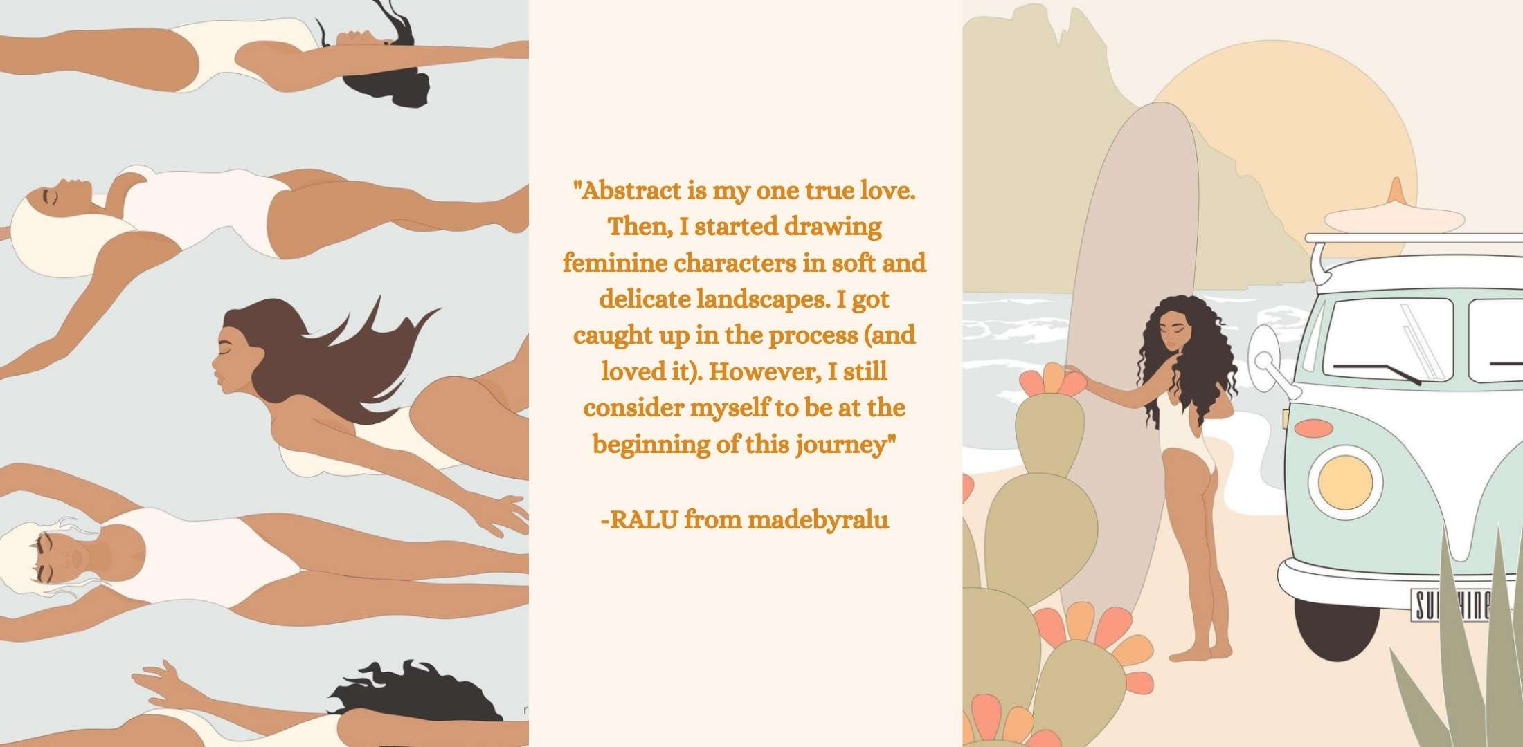 Her Stories- Interview with Ralu