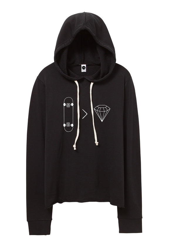 Skateboards > Diamonds Hoodie