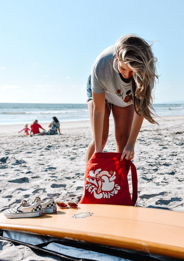 Wave Dancer Eco Tote