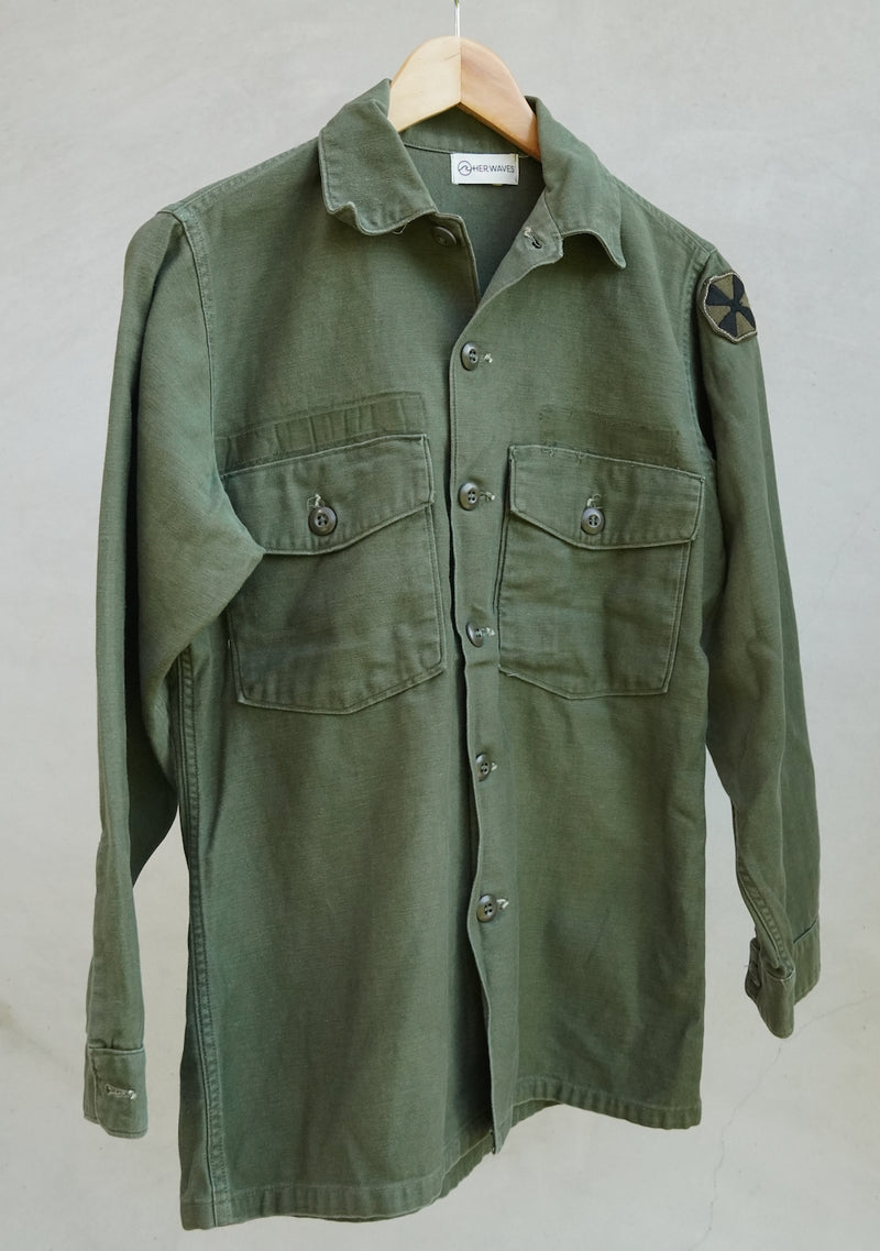 Swell Yeah Vintage Utility Jacket (small)