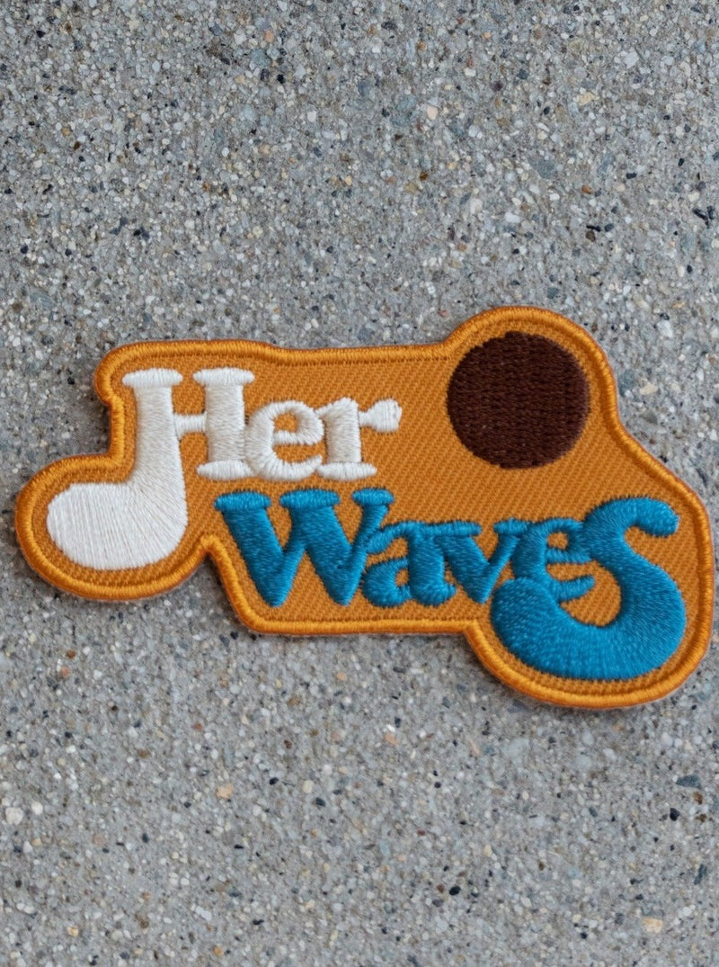 Her Waves Patch