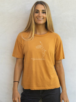 Surf Naked Mid-Length Tee