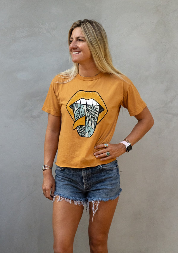 Cute Surf tee for women