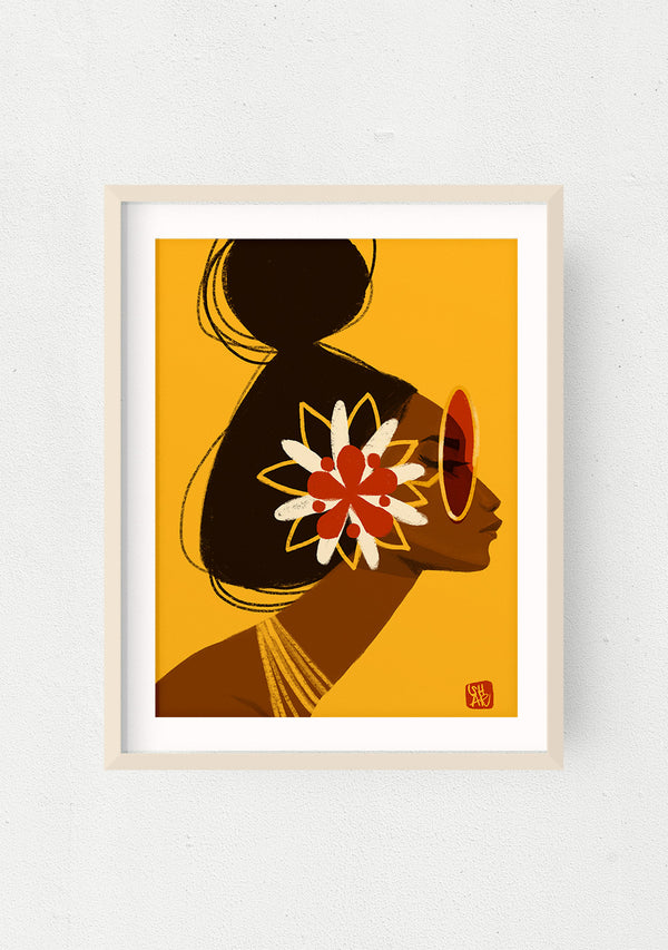 hawaiian art prints