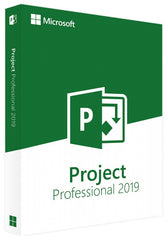Microsoft Project 2019 Professional | RETAIL | 1PC | VOLLVERSION | EXPRESS VERSAND | DOWNLOAD - A.y.C Software Solutions