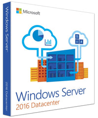 Microsoft Windows Server 2016 DATACENTER | 16 CORE | VOLLVERSION | EXPRESS VERSAND | - A.y.C Software Solutions