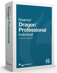 Nuance Dragon Professional Individual 15 | 2 PC - DE/EN -Vollversion - A.y.C Software Solutions