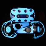 Protective Cages for HTC Vive Controllers HTC Vive Accessories Protection Covers (Cages and Silicone Controller/Helmet Covers)