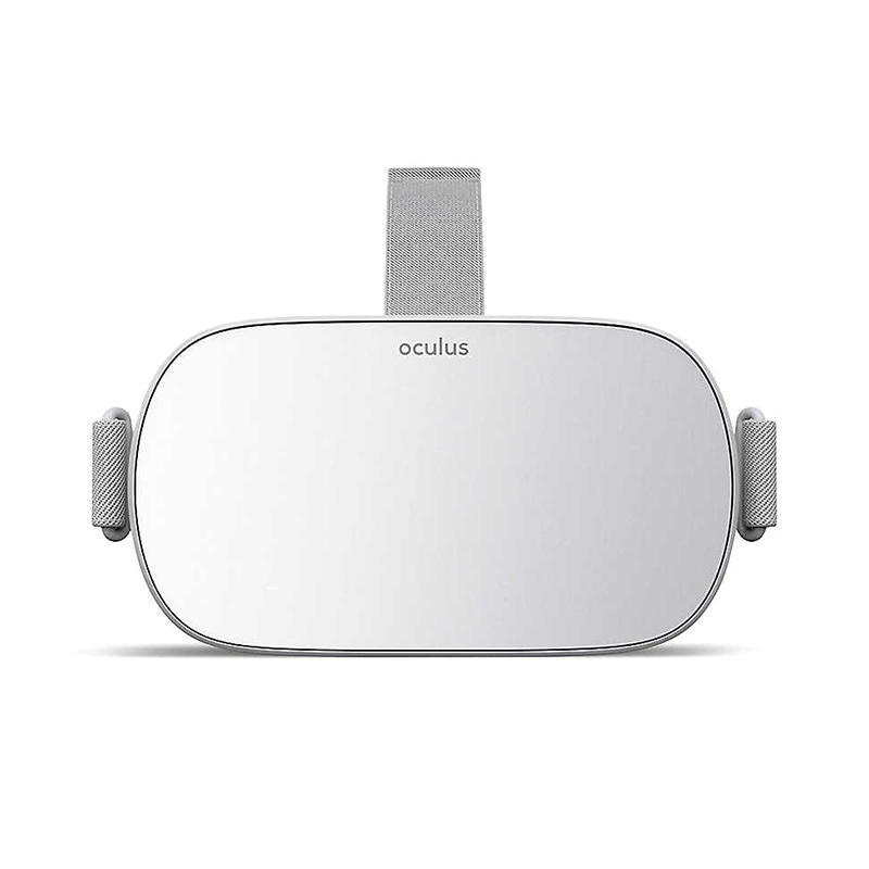 VR Frame with Prescription Lenses for Oculus Go [Customizable]