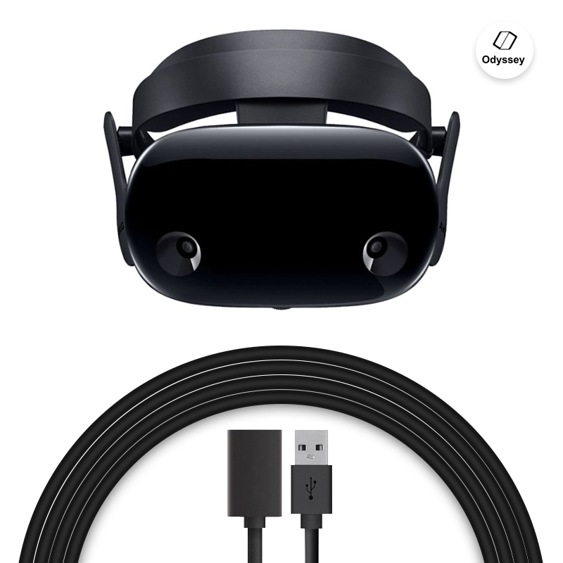 Extension Cable for Samsung Odyssey/Odyssey+ includes HDMI+USB