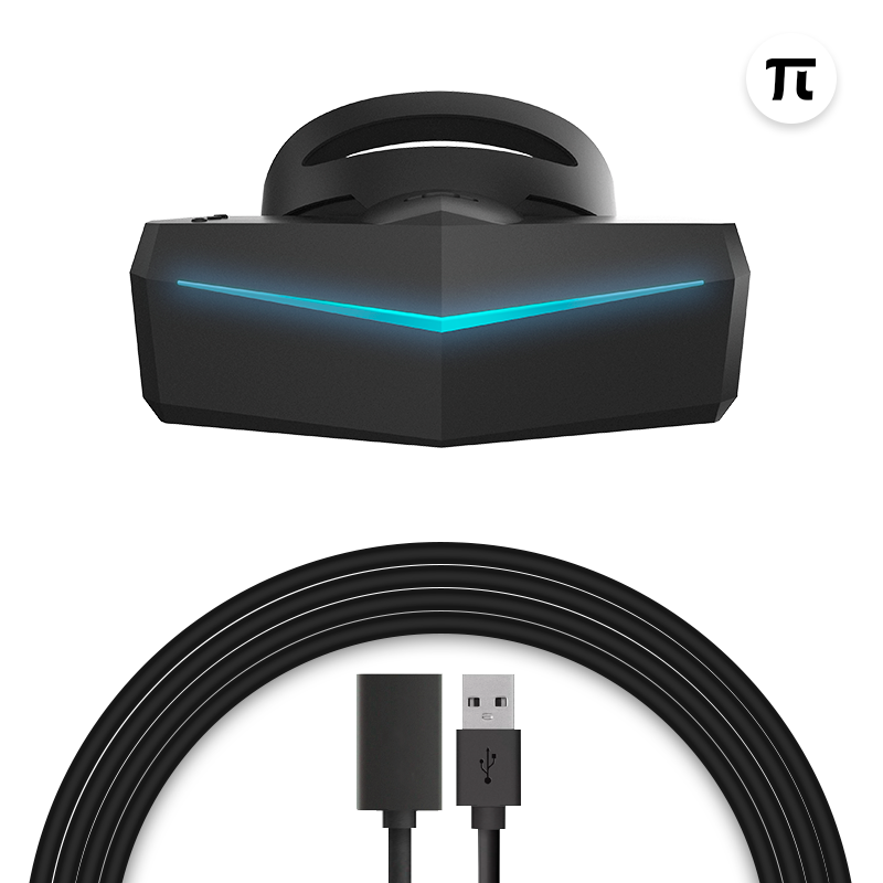 Extension Cable for PIMAX 8K/5K+ includes DP/HDMI+USB+DC