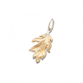 Palas Autumn Leaf charm