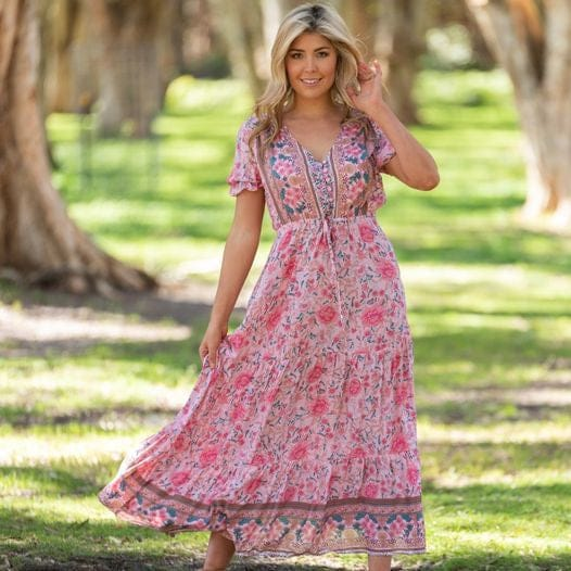 Fulton Maxi Dress - Total Wellness & Secret Wishes