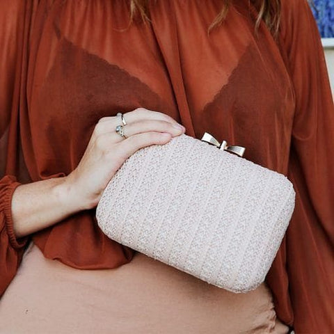 Charming Evening Clutch - Total Wellness & Secret Wishes