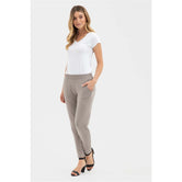 Bamboo Body Peggy Trouser Stone