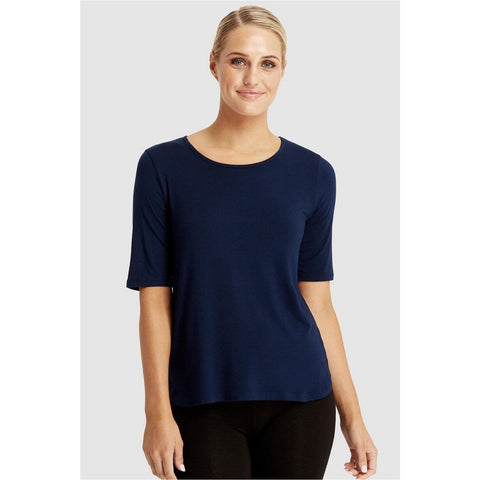 Bamboo body Sophie Top Navy